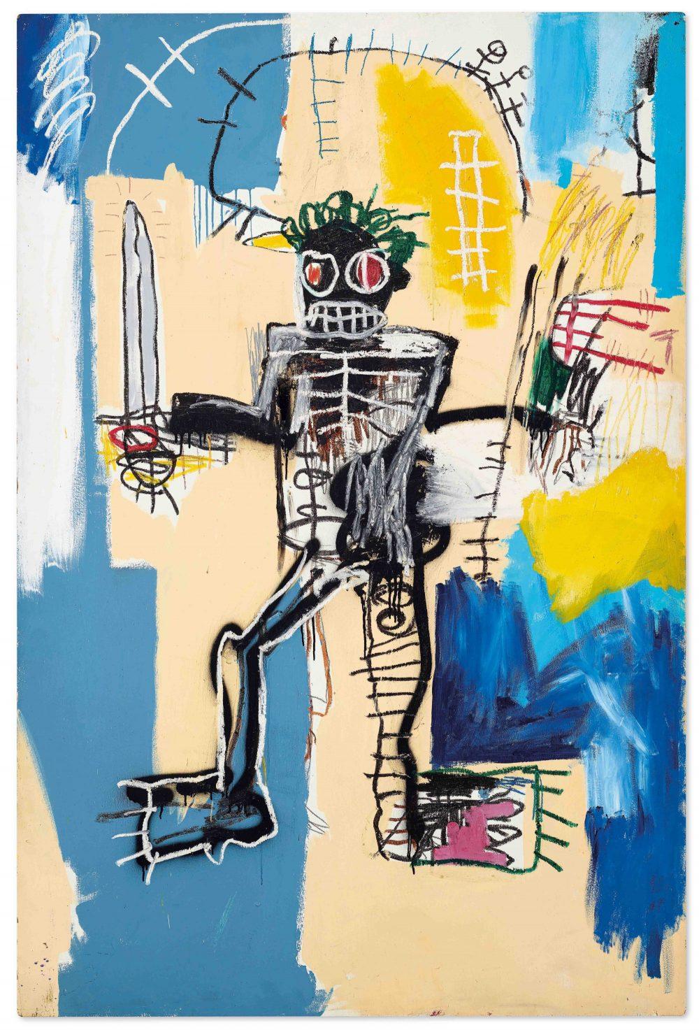 Oriente mira a occidente: Basquiat en Hong Kong