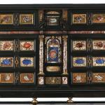 Un cabinet romano del siglo XVII en Abalarte