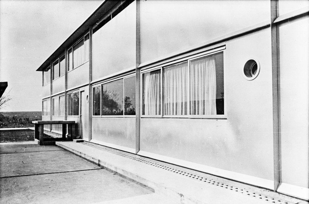 Fonds photographique Jean Prouvé, ingénieur et constructeur (1901-1984)