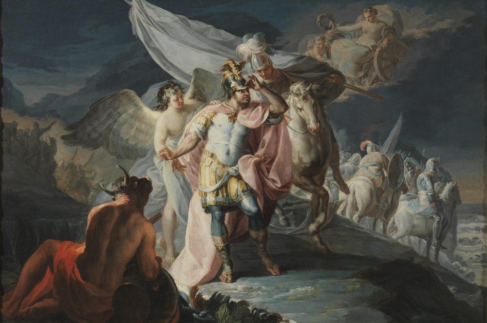 El Prado recibe un Goya donado por la Fundación de Amigos del museo