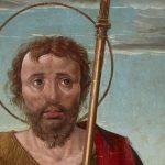 Los secretos del retablo del Maestro los Santos Juanes, al descubierto
