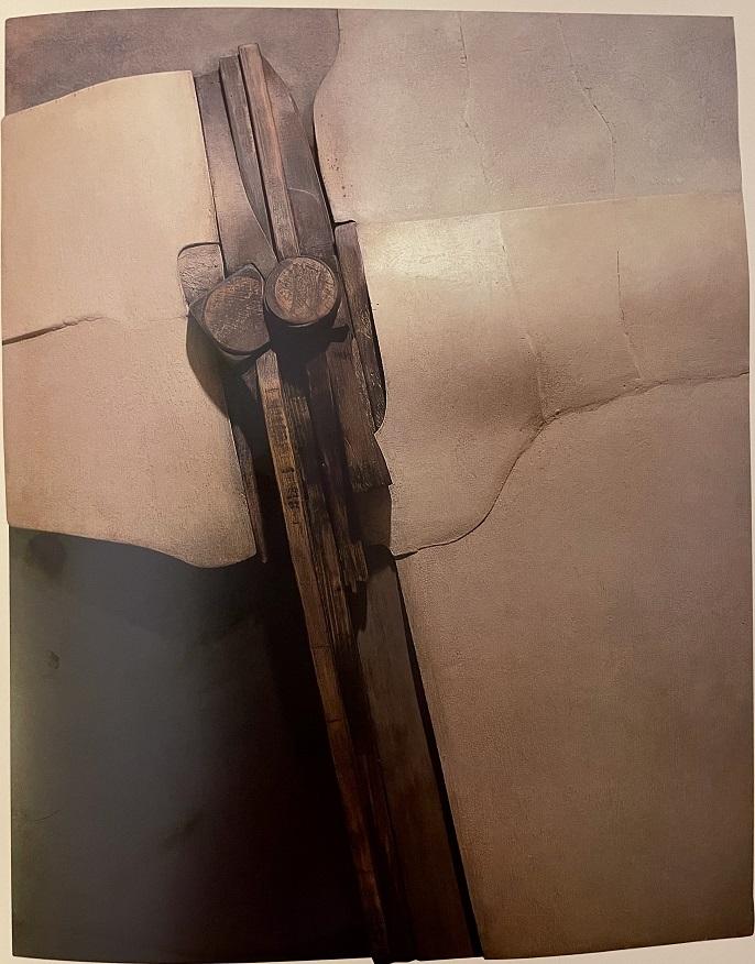 Nº 350A.  100 x 80.  1991.  Colección Azcona