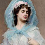 Raimundo de Madrazo. La novia. Salida y remate: 27.500 euros