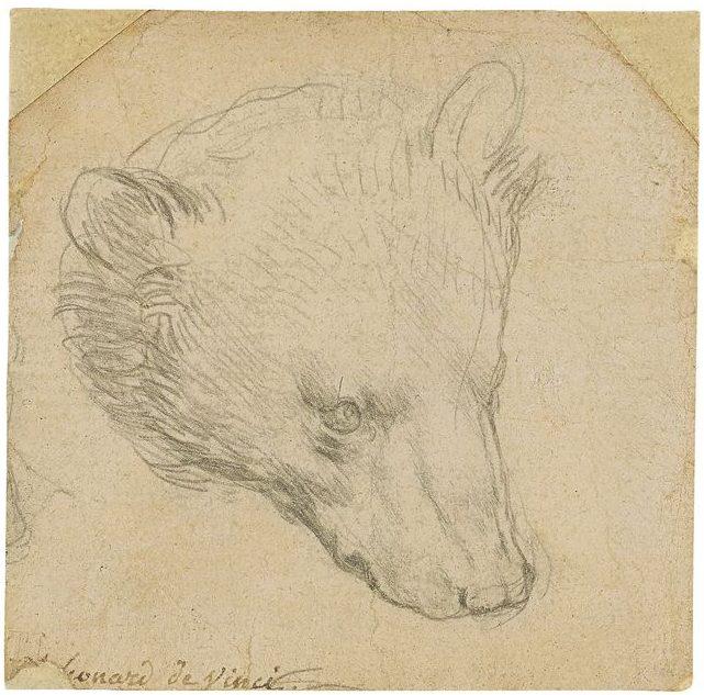 En busca del récord: un dibujo de Leonardo en Christie's