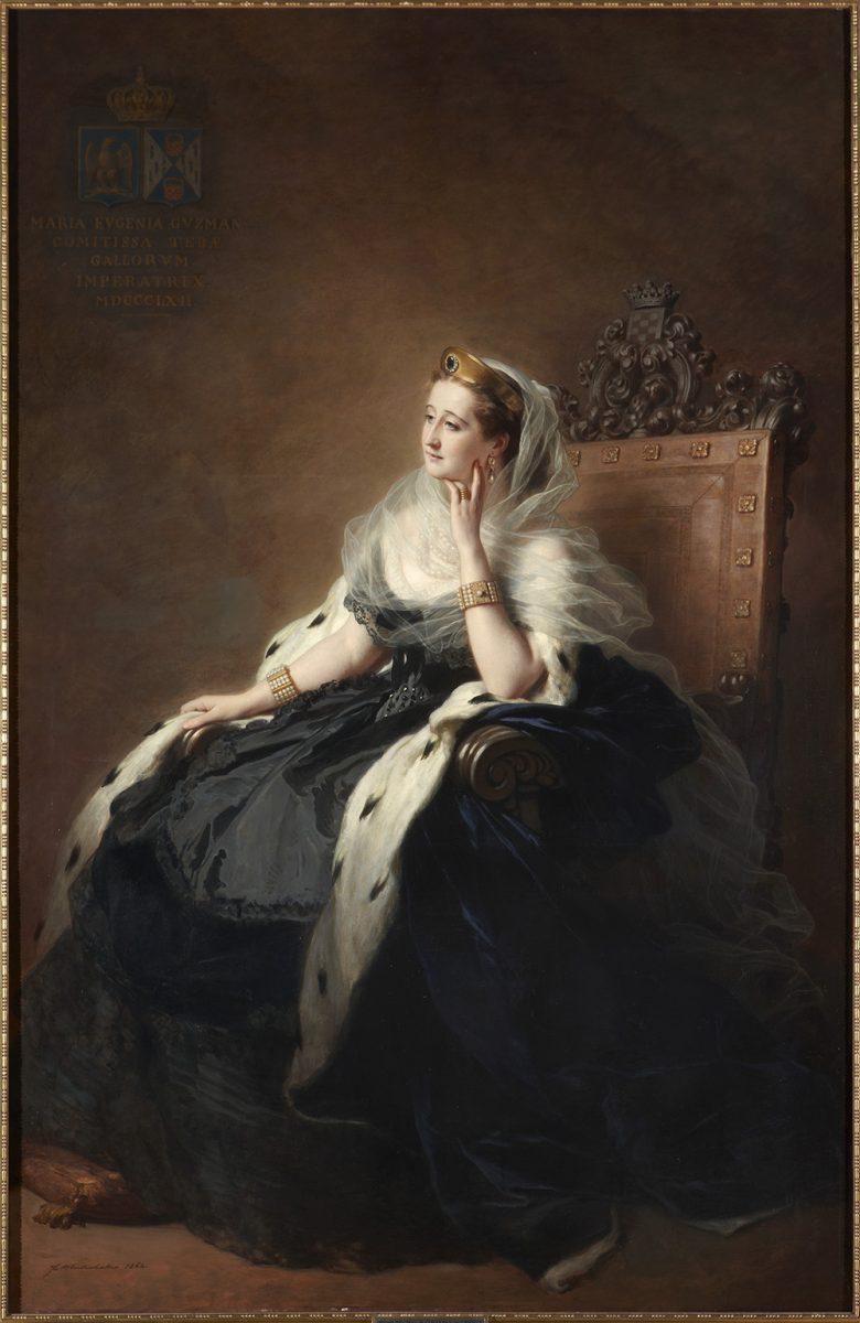 liria-dona-maria-eugenia-de-guzman-condesa-de-teba-emperatriz-de-los-franceses-franz-xaver-winterhalter-1862-