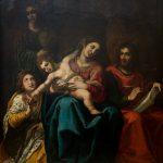 Un lienzo de Vicente Carducho en Ansorena