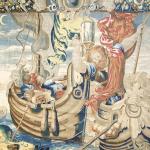 El tapiz de Jasón y los Argonautas la venta mas destacable en Ansorena
