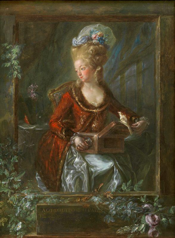 maria-de-las-nieves-micaela-fourdinier-esposa-del-pintor