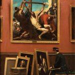 Miguel Pineda, Sala de Ribera. Museo del Prado. Salida: 750 euros. Remate: 7.500 euros. Comprado por el Estado