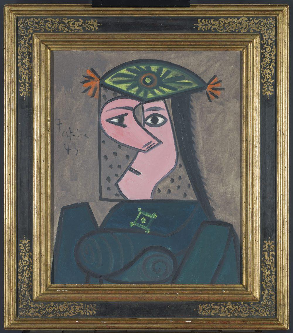 Picasso entra en el Prado
