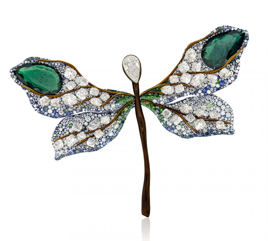 2021_cindy-chaoblack-label-masterpiece-xv-dragonfly-brooch