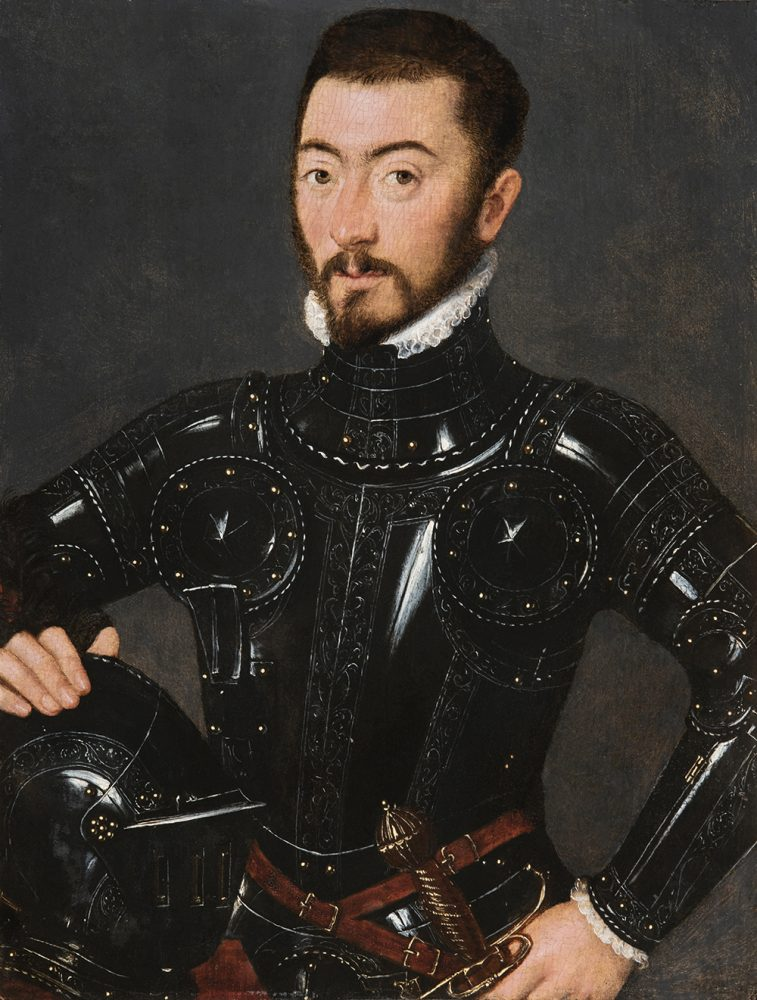 attributed-to-gillis-claeissens-portrait-of-a-man-in-armour-circa-1560