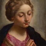 Francesco Vanni, Virgen. Salida: 950 euros. Remate: 35.000 euros