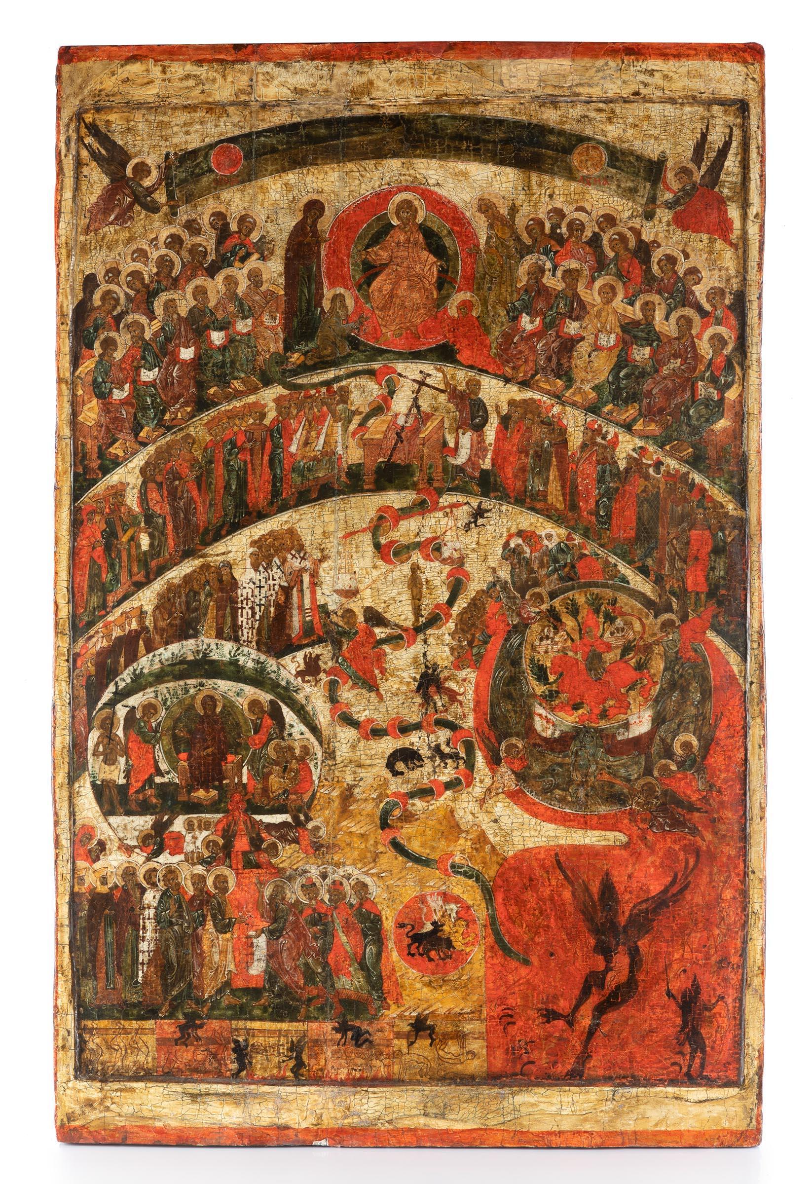 Rusia, iconos y ortodoxia en Setdart