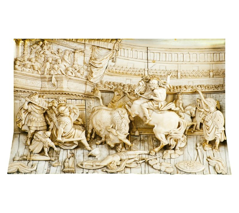 Lamas Bolaño da protagonismo a la escultura