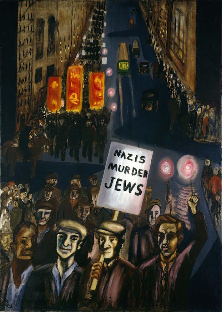 Nazis Murder Jews, 1936