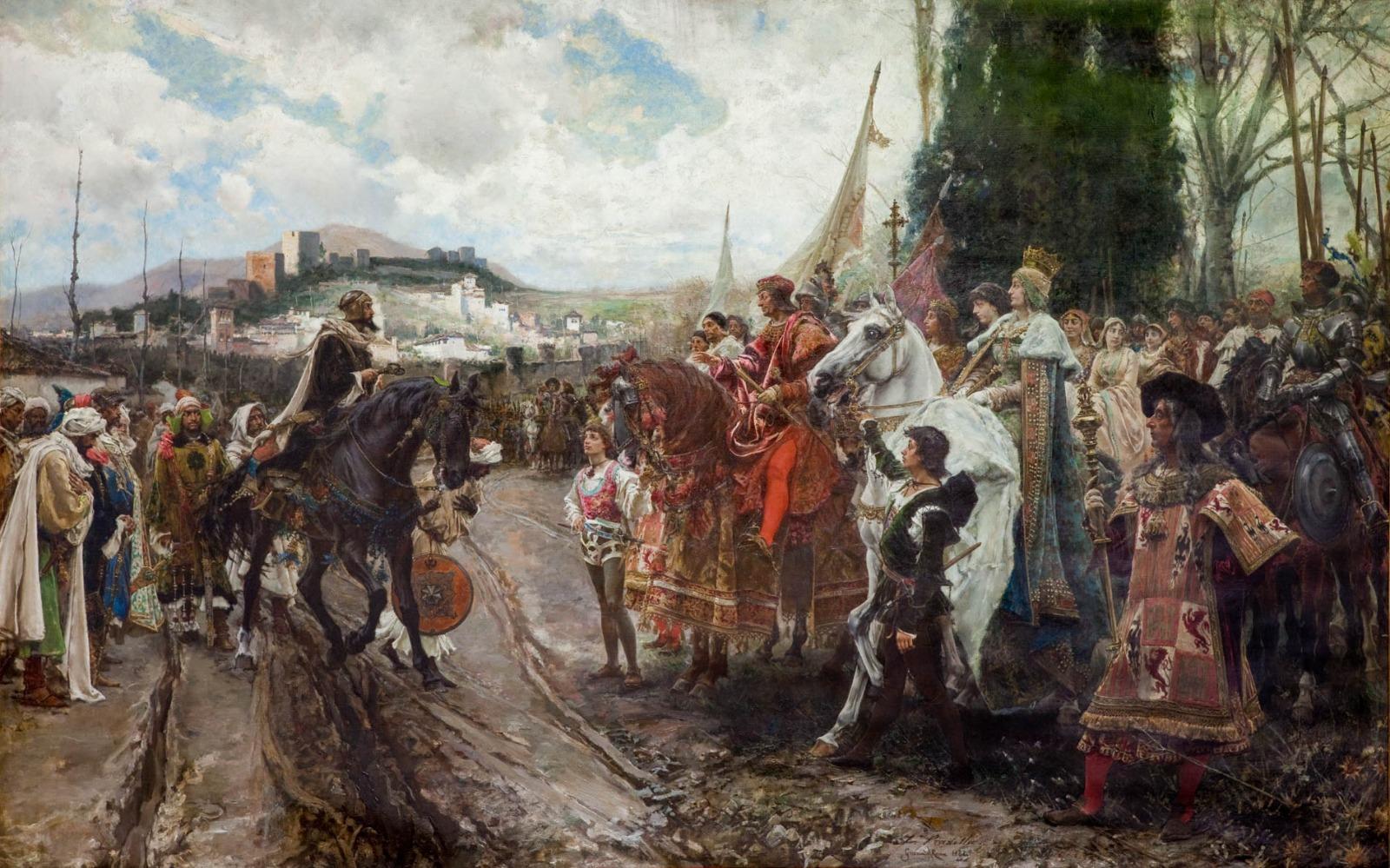 Zaragoza celebra la obra de Pradilla